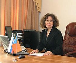 Гендина Наталья Ивановна